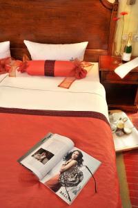Hier fühlen wir uns gleich gut aufgehoben - ein Hotelzimmer zum Wohlfühlen; Bildquelle TRABECO