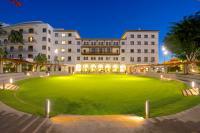 IBEROSTAR-Grand Hotel Mencey Außenansicht, alle Bilderechte Iberostar