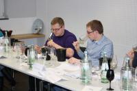 Weinwissen wird professionell vermittelt / Bildquelle: International Wine Institute