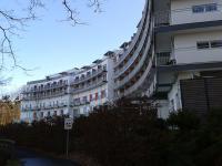 Hinteransicht vom Iberotel Fleesensee in Untergöhren / Bildquelle: Sascha Brenning - Hotelier.de