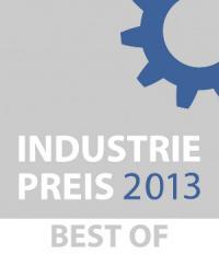 INDUSTRIEPREIS 2013 Logo