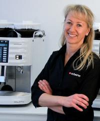 Inga Schäper, Leiterin Marketing & Coffee Competence Centre bei der Schaerer AG