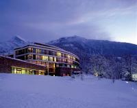 Winter-Außenansicht / Copyright: InterContinental Berchtesgaden