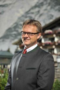 Karl Brüggenmann, der neue Hoteldirektor / Bildquelle: Interalpen-Hotel Tyrol