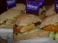 Fleischfreier Schnitzel-Genuss von Valess. Und: Es schmeckt tatsächlich!