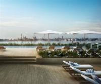 Rooftop Pool des JW Marriott Venedig / Bildquelle: © Marriott International