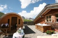 Das Wanderhotel Jägeralpe mit Sauna