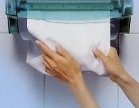 Nachhaltigkeit und Umweltschutz garantiert der Waschraumservice von Urzinger Textilmanagement / Bildquelle: Josef Urzinger GmbH
