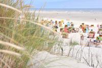 Der Strand von Juist / Bildquelle: Kurverwaltung Juist
