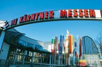 Kärntner Messe - Eingangsbereich / Bildquelle: Klagenfurter Messe Betriebsgesellschaft mbH
