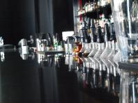Die Puregold Bar, ebenfalls im Kameha Grand Bonn