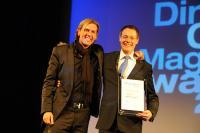 Gewinner in der hochpreisigen Hotellerie: Carsten K. Rath und Thomas Kleber / Bildquelle: Kameha Grand Bonn