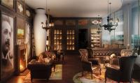 Die Cigar Lounge im Kameha Grand Zürich / Bildquelle: Alle Primus Communications GmbH