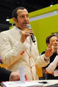 Karim Rashid, Bildquelle Messe Frankfurt Exhibition GmbH