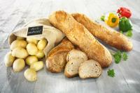 Das Kartoffelbrot (Art. 805) - ein Weizenmischbrot ohne Backmittel und Zusatzstoffe, Bildquelle hier und unten EDNA International GmbH