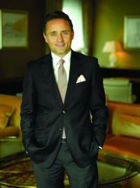 Für das Kempinski Hotel Adriatic:  Konstantin Zeuke. Bildquelle SUCCESS PR