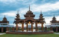 Außenansicht des Kempinski Myanmar