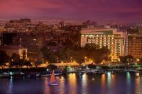 Blick vom Nil
