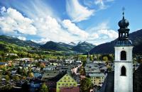 Stadtansicht von Kitzbühel /  Bildquelle: Kitzbühel Tourismus