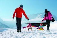 Winterwandern mit Familie