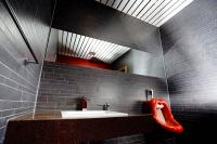Urinal in Form eines geöffneten Mundes / Copyright: könig bäder