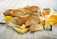 Das Kornmischbrot (Art. 366) ist ein Weizenmischmischbrot aus reinem Natursauerteig