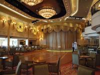 Und abends ab ins Queen-Victoria-Theater...