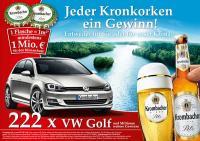 Bildquelle: Krombacher Brauerei Bernhard Schadeberg GmbH & Co. KG