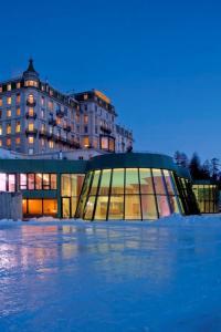 1. Kronenhof Grand Hotel*****; Pontresina, Schweiz; 9,1 von 10 Punkten - Bilddquellen HRS.de
