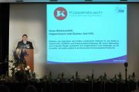 Küppersbusch gibt die engere Zusammenarbeit mit dem FCSI bekannt / Bildquelle: Küppersbusch Großküchentechnik GmbH & Co. KG