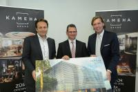 Peter Mettler - Dr. Daniel Brüllmann - Carsten K. Rath / Bildquelle:  Lifestyle Hospitality & Entertainment Group