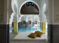 La Mamounia Indoor Pool, Bildquelle Wilde & Partner Public Relations