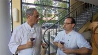 Christian Rach (li.) hat vor einem Jahr dem Restaurantchef Tanguy Doron geholfen, mehr Frankreich ins 'La petite France' zu holen. Wie steht es heute um den kleinen Franzosen in Bayern?  (c) RTL