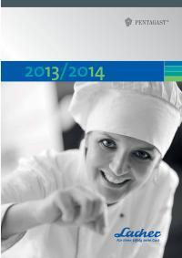 Der neue umfassende Lacher-Gesamtkatalog informiert Gastronomen, Hoteliers und Caterer über die Markenwelt des Lacher-Sortiments / Bildquelle: Lacher Großküchentechnik GmbH