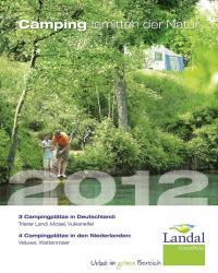 Landal Katalog Camping 2012; Bildquelle noble kommunikation