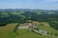 Ein Paradies im Mühlviertel in Oberösterreich: Das Landhotel Reiterhof Kleebauer in Altenfelden, Bildquelle Familie Geiger