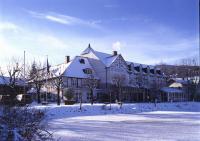 An Silvester bietet das Landhaus