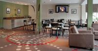 Leonardo Inn Hotel Hamburg Airport Frühstücksraum