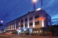 Aussenansicht vom Leonardo Boutique Hotel Rigihof Zürich / Bildquelle: Beide Leonardo Hotels