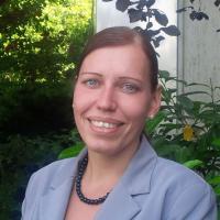 Viola Krome — schon seit 2012 tätig für die Leonardo Hotels, übernimmt nun das General Management im Holiday Inn Frankfurt Airport North