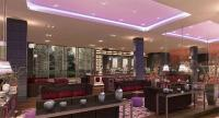 Mit einem gekonnten Mix aus moderner Architektur, kombiniert mit trendiger Ausstattung und einem gelungenen Farbkonzept besticht das Interieur des Vier Sterne Superior Hotels