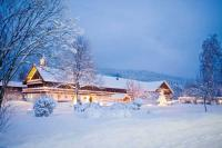 Das Lindner Hotel Gut Schmelmerhof im Winter / Bildquelle: Lindner Hotels & Resorts