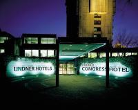 Die Hauptverwaltung der Lindner Hotels & Resorts in Düsseldorf, die gleichzeitig Bildquelle sind
