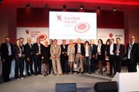 Location Award 2011 - Gewinner und Jury