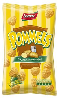 Moderner Klassiker: Solo für POMMELS von Lorenz Bahlsen Snack-World