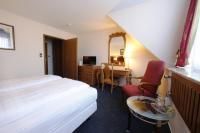 Hotelzimmer im Hotel Lüttje Burg