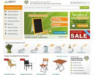 Aktuelle Startseite von Lusini / Bildquelle: Lusini GmbH