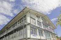 Außenfassade vom M24 live in München / Bildquelle: Alle M24 GmbH