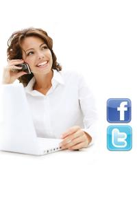 Facebook, Twitter & Co mit MICROS-Fidelio Suite8 Social Network Interaction