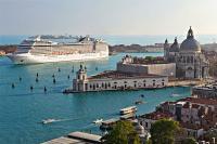 MSC Musica in Venedig / Bildquelle: MSC Crociere